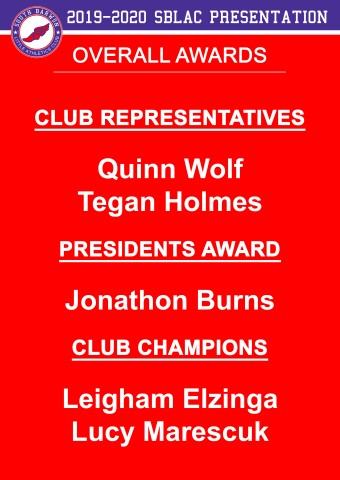 92 - Overall Awards (A4)