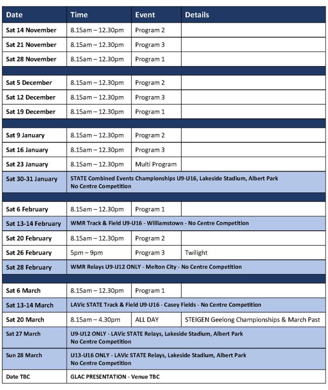 2020-21+GLAC+T&F+Calendar